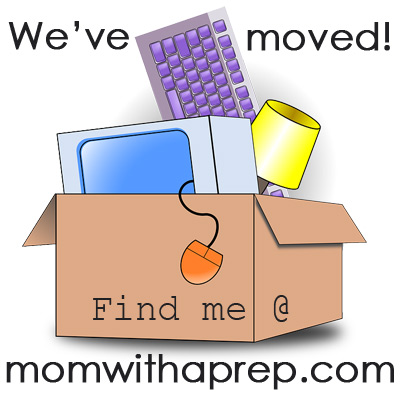 Mom with a Prep has moved to momwithaprep.com
